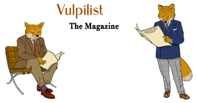 Vulpilist, The Magazine