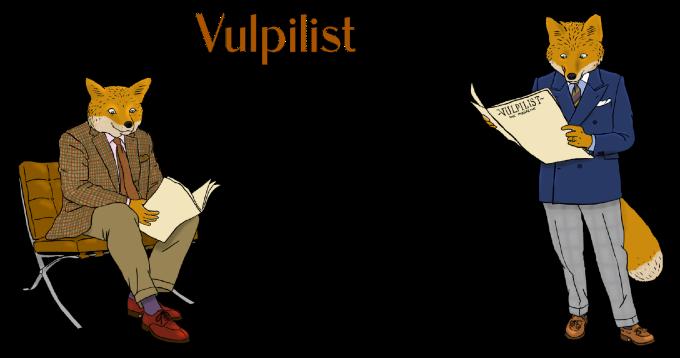 Vulpilist, The Magazine